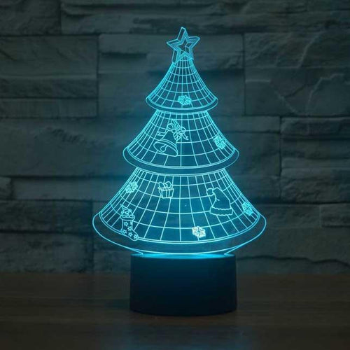 LampsCart - Best Quality 3D LED Optical Illusion Lamps