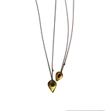 18k Tourmaline Necklace