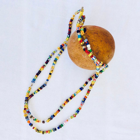 Rainbow Necklace Set of 2