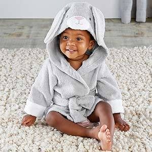 Best Bunnies Hooded Spa Robe (Personalization Available)