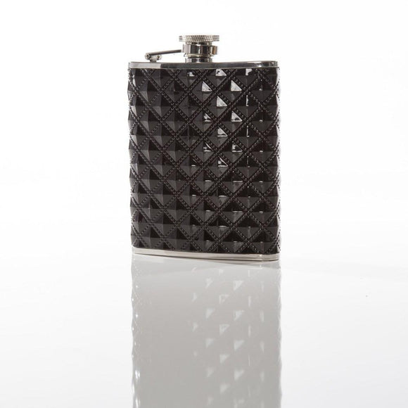 The Black on Black Flask