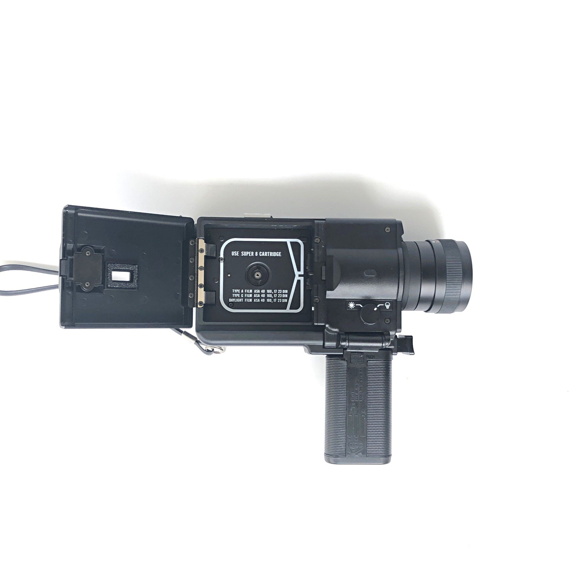 Sankyo EM-40XL super8 camera – East Camera