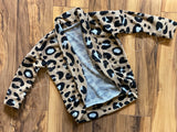 Big Leopard Cardigan