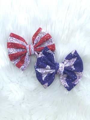 RTS- Patriotic piggy set