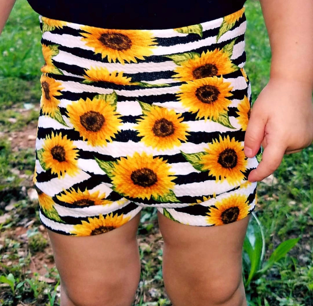 Sunflower Bummie Set