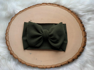 Olive Headwrap