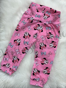 Girl Mouse Pants