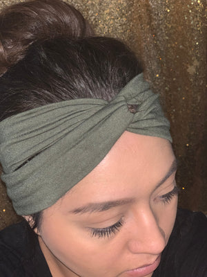 Hunter Green Turban