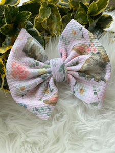 RTS- Easter Bunny Bow