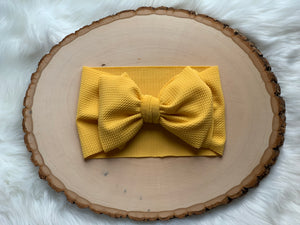 Butterscotch Headwrap