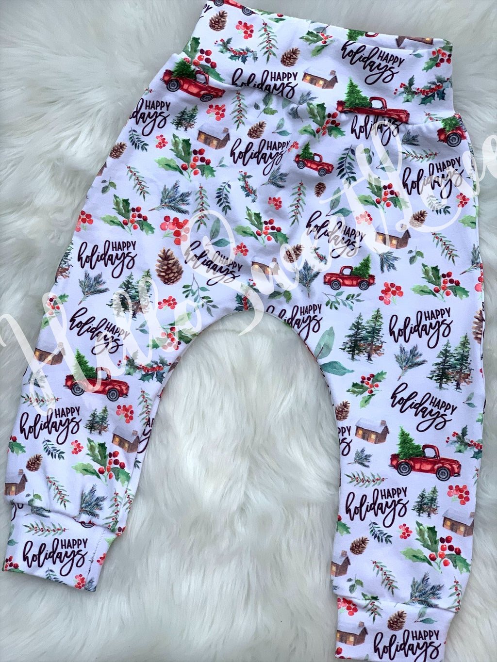 RTS Holiday's Joggers