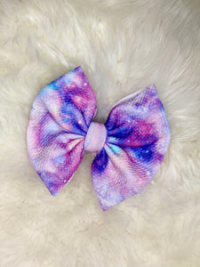 RTS- PURPLE GALAXY BOW