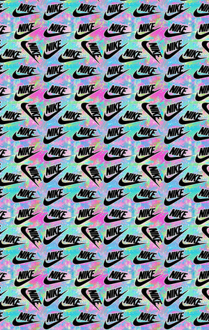 MULTICOLOR NIKE- bows/topknots