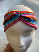 Load image into Gallery viewer, Serape Faux Turban