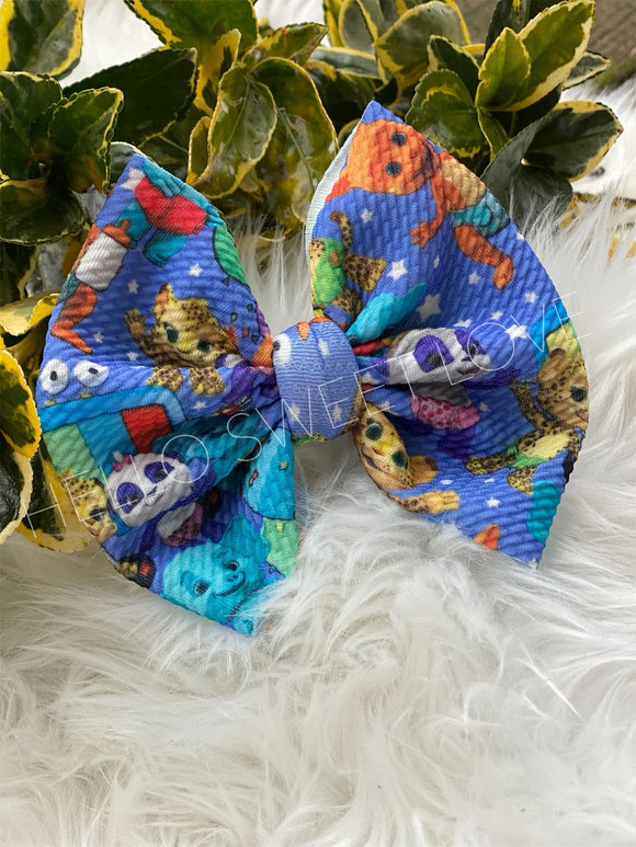 RTS- Word Party Bow