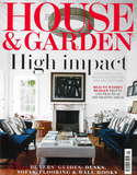 House and Garden UK April Cover 2019