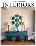 World of Interiors May Cover 2019