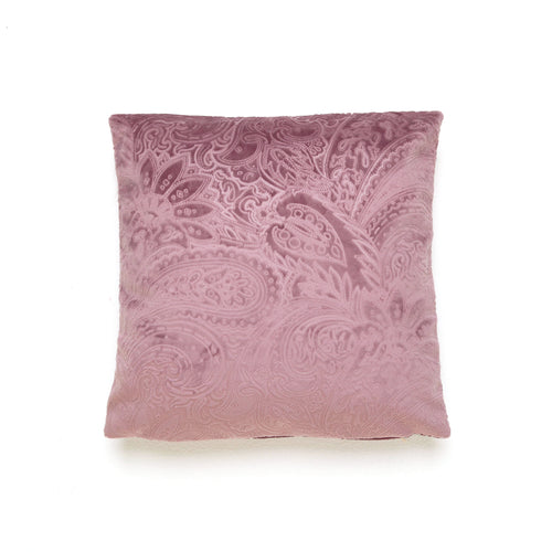 Plum Square Cushion