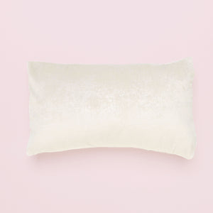Ripple Crystal Oblong Cushion