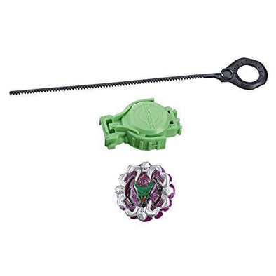 Beyblade Typhon T4 Defense-S Top and Launcher