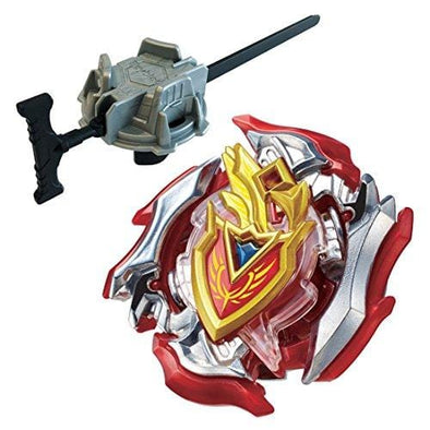 Beyblade Z Achilles A4 11 Xtend B-105 Top and Launcher