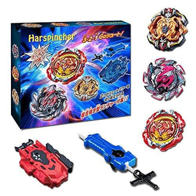 Beyblade Burst Battle Avatar Attack Battle Set