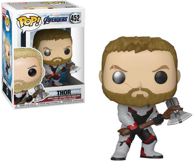 Funko Pop! Marvel: Avengers Endgame - Thor, Multicolor