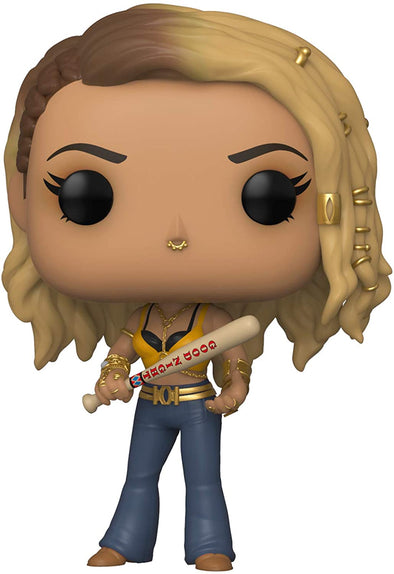 Funko Pop! Heroes: Birds of Prey - Black Canary (Boobytrap Battle), 3.75 inches