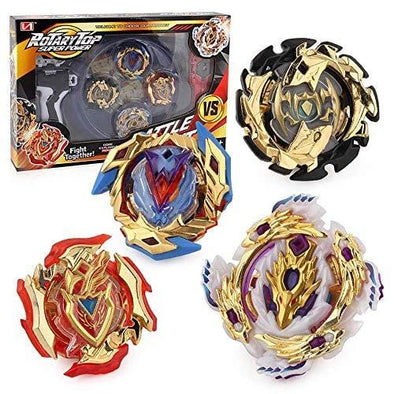Beyblade Battle Burst Evolution Battling Top Full Battle Ready with Launchers and Arena