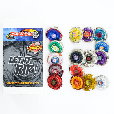 Premium Beyblade Random 12 Pack Party Collector Set