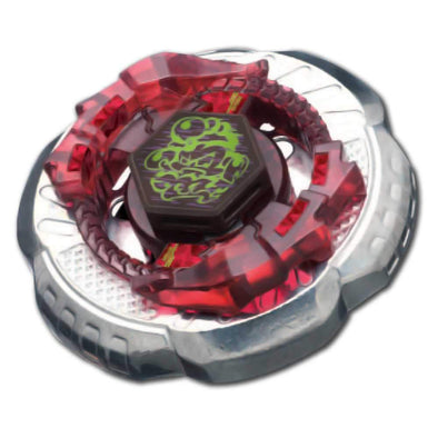 Beyblade Rock Scorpio (Escorpio) T125JB BB-65 Top