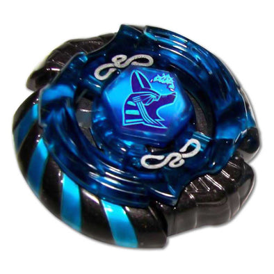 Mercury Anubius Blue 85XF B-166 Beyblade Top