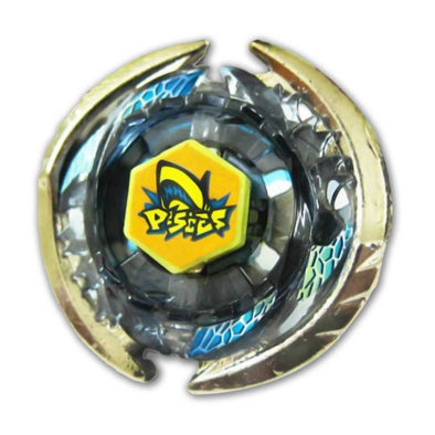 Thermal Pisces T125ES BB-57 Beyblade Top