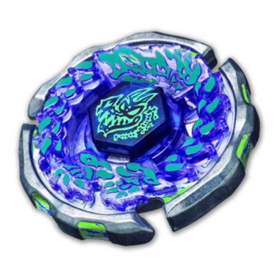 Beyblade Ray Gil 100RSF BB-91 Top