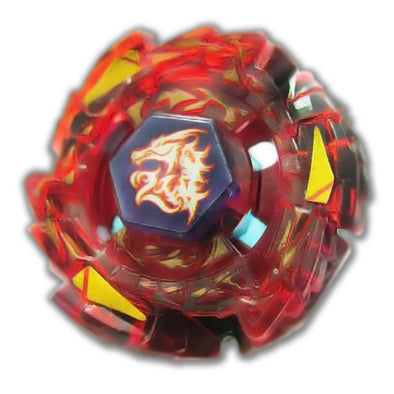 Beyblade Ultimate Meteo L-Drago Rush Red 125SF BB-98B Top