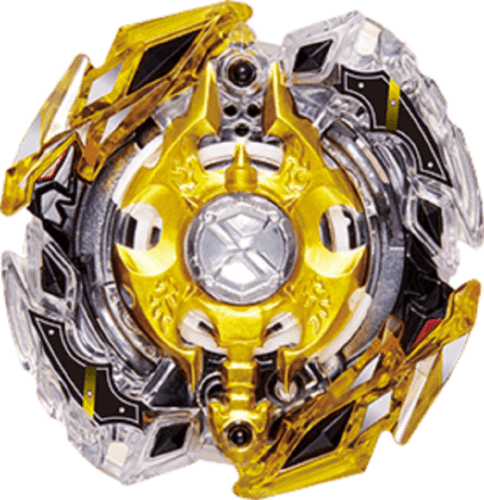 TAKARA TOMY B-111 08 RARE Legend Spriggan / Spryzen S3 0Under Nothing Burst Beyblade