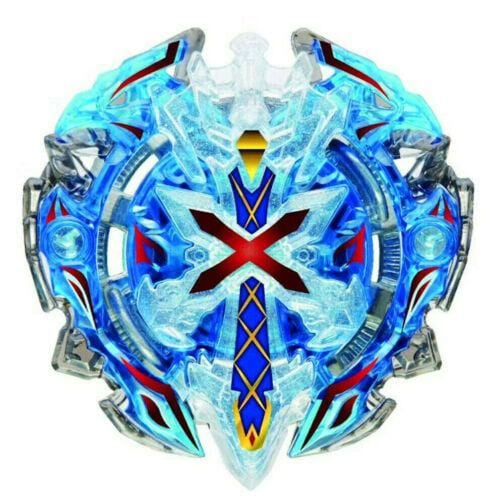 BLUE Xeno Xcalibur DOWN ORBIT Burst Beyblade B-67