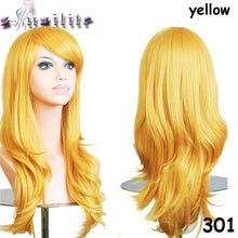 Load image into Gallery viewer, Loose Wave Synthetic Wig Cosplay