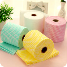 Load image into Gallery viewer, Disposable Cosmetic beauty towel Facial Cleansing Cotton Cloth