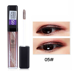 Long Lasting Waterproof Pigments Metallic Eyeshadow