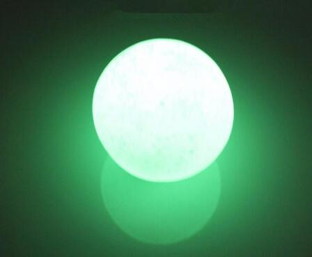 35mm Green Glow in the dark Calcite Glow  Luminous Crystal Ball