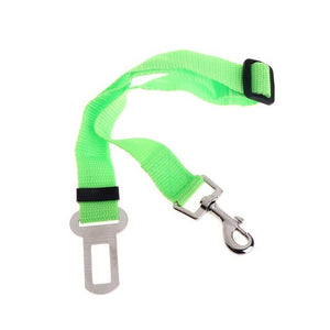 1Pc Pet Car Seat Safety Belt Adjustable Harness