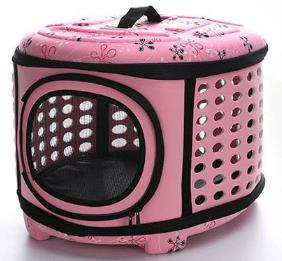 Pet Travel Carrier large dogs and cats Bag Folding Portable Breathable outdoor carrier pet Bag