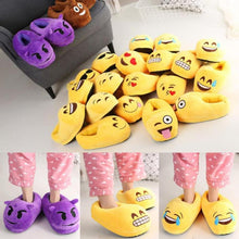 Load image into Gallery viewer, Emoji Slippers