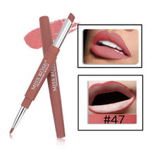 Load image into Gallery viewer, Double-end  Lipstick Pencil Waterproof Long Lasting