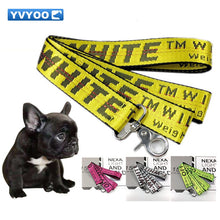 Load image into Gallery viewer, Nylon  Dog Leash Outdoor Security Training Dog Harness 5 colors 160CM