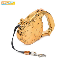 Load image into Gallery viewer, Luxury Design 3-7M Long Traction Rope Chain Top Quality Gold/Sliver Colors