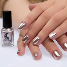 Load image into Gallery viewer, Metallic Nail Polish