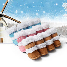 Load image into Gallery viewer, Warm 4 Pcs Winter Snow Boots for Pets