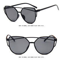 Load image into Gallery viewer, Vintage Sunglasses Colorful Mercury Plastic Frame